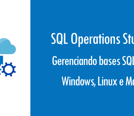 Windows Brasil | SQL Operations Studio