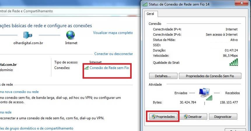 Windows Brasil | Rede