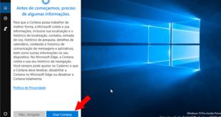 Windows Brasil - Cortana Chegou